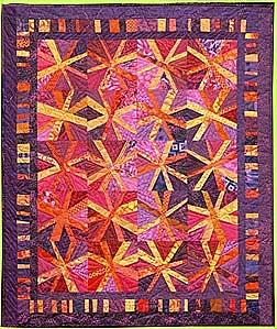 Quilt NABABEEP by Melody Crust